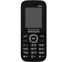 Телефон Alcatel One Touch 1046D Full Black